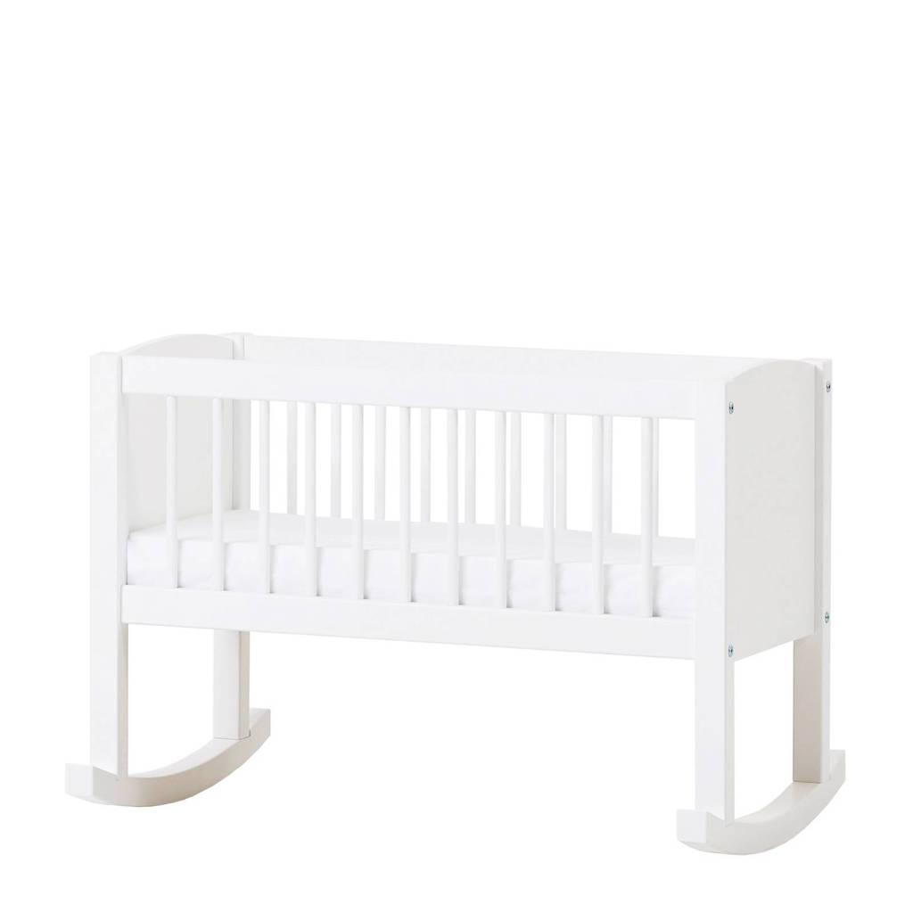 Matras Baby Bed.Hoppekids Babybed Inclusief Matras Wehkamp