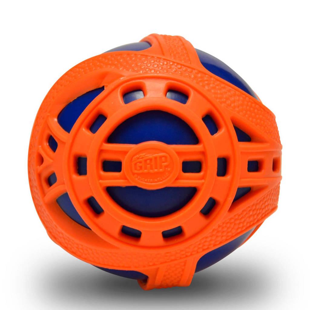 Goliath E-Z classic grip bal oranje/blauw, Oranje
