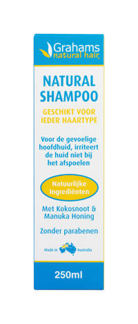 Grahams shampoo - 250ml