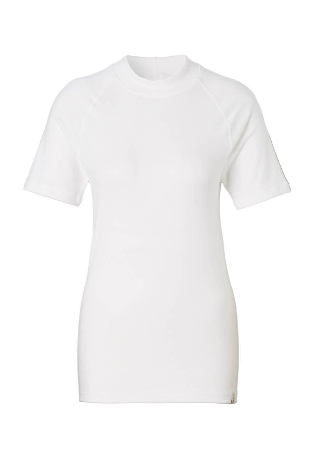 ten Cate thermo T-shirt, Ecru