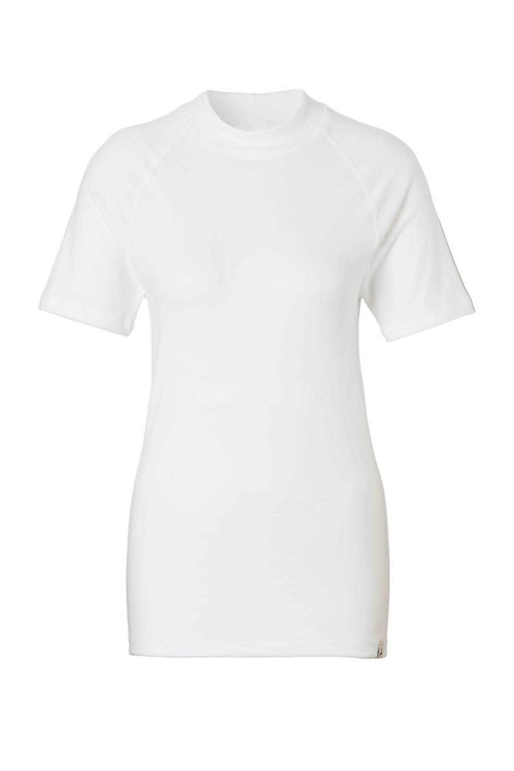 ten Cate thermo T-shirt wit, Ecru