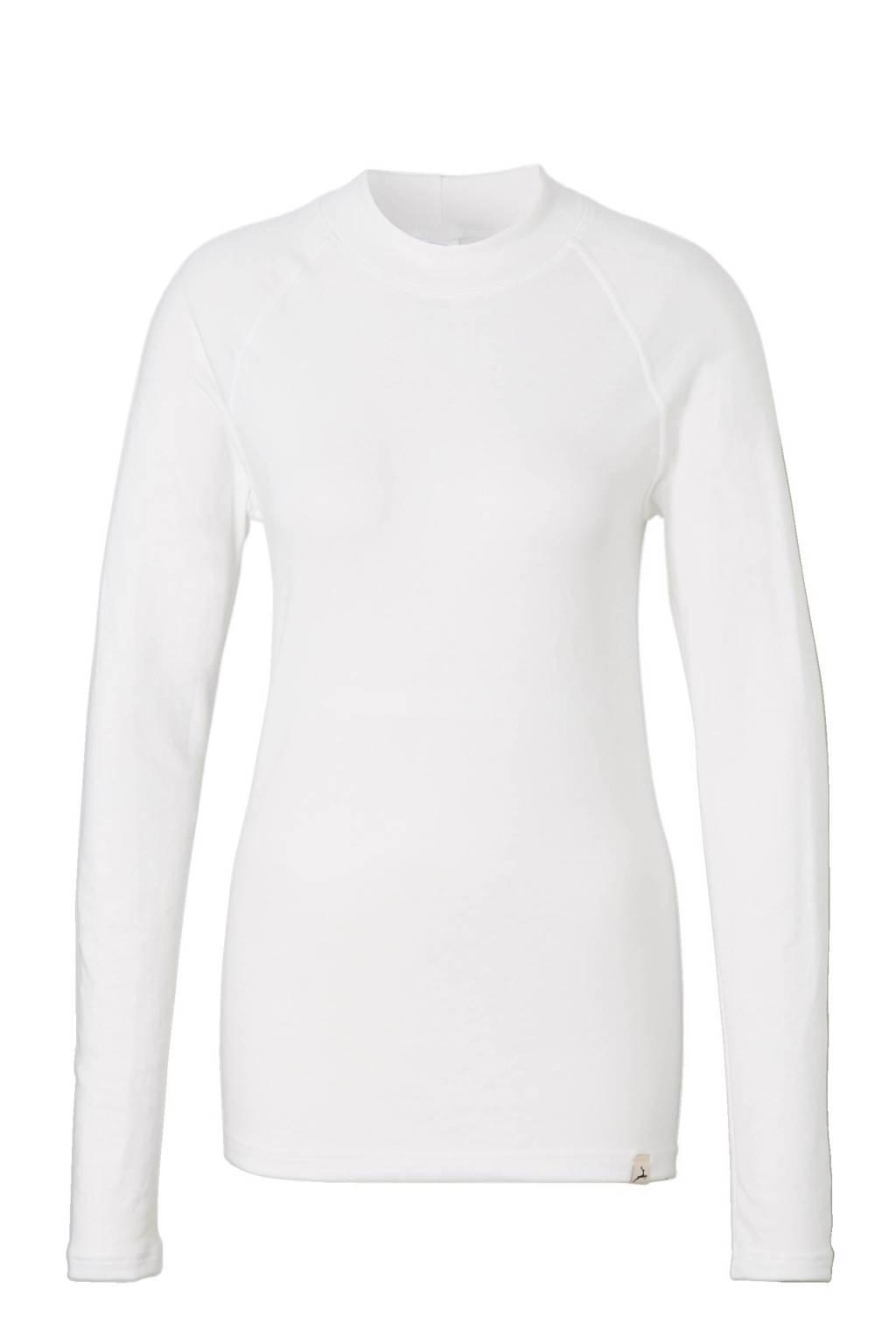 ten Cate thermo shirt, Ecru