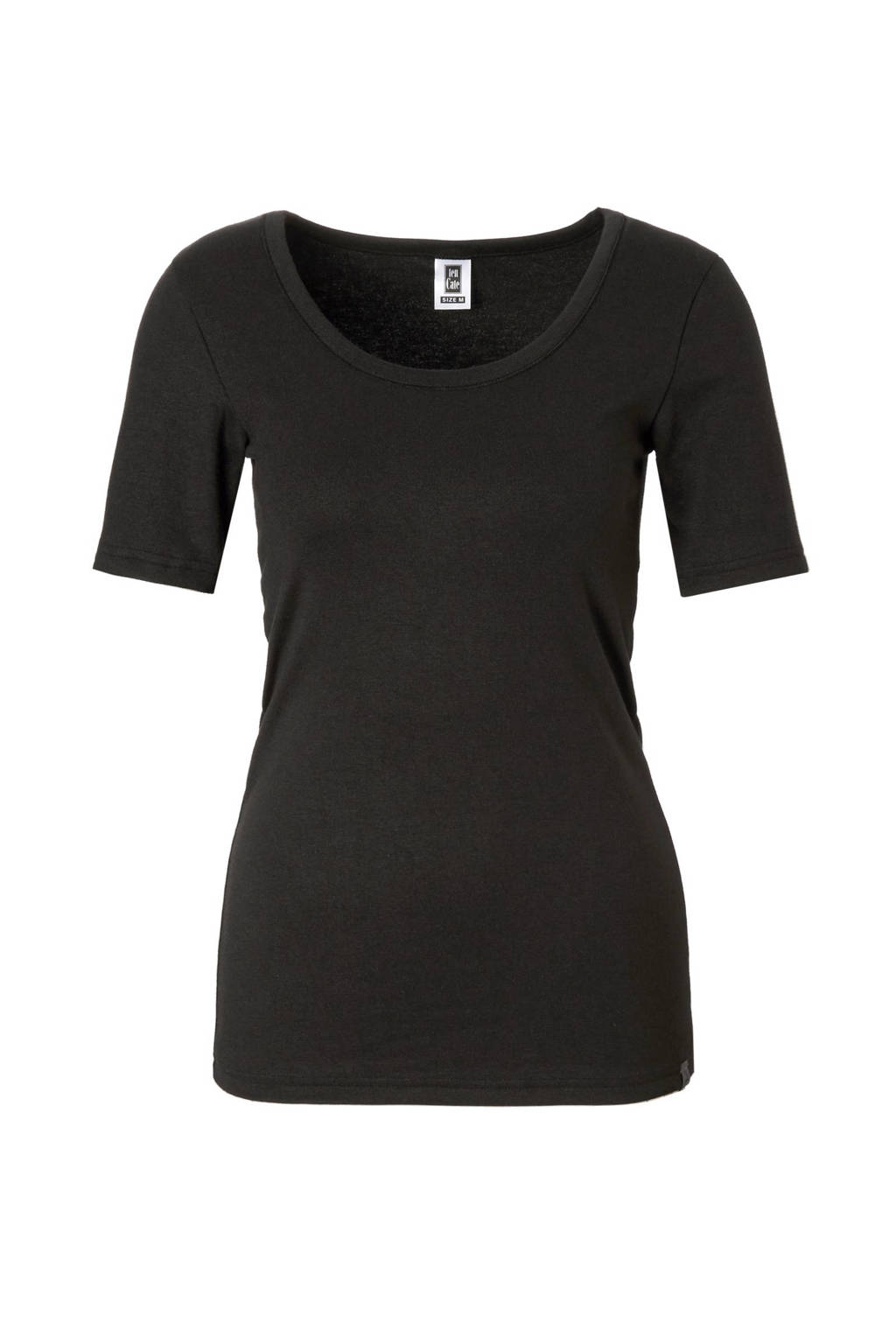 ten Cate thermo T-shirt, Antraciet