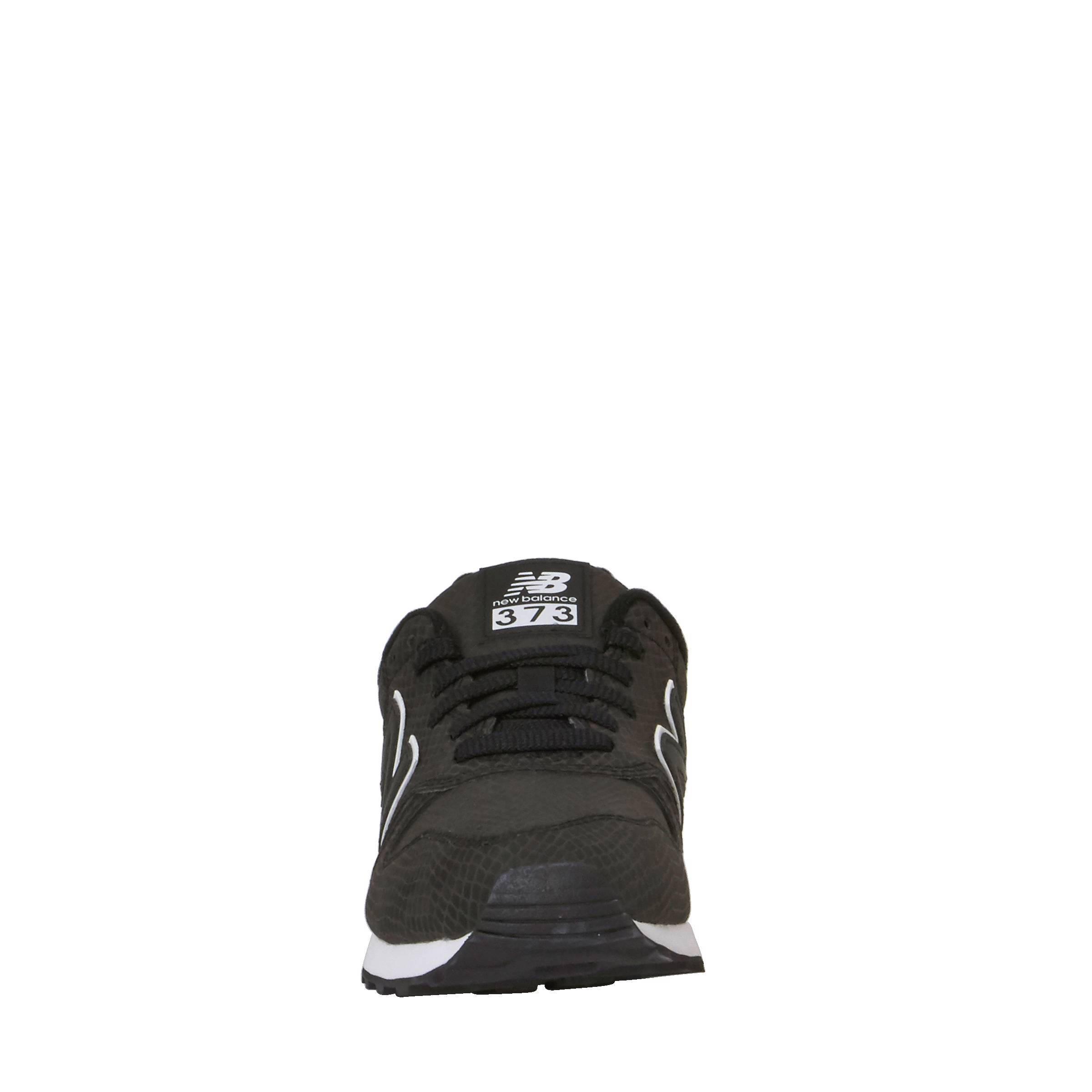 new balance wl373 sneakers zwart dames