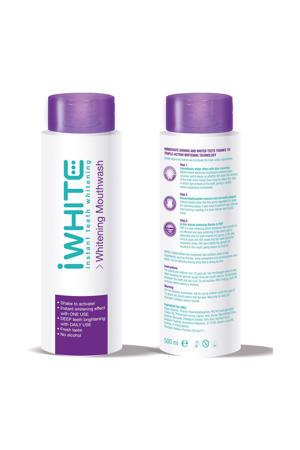 Instant Whitening Mondwater - 500ml