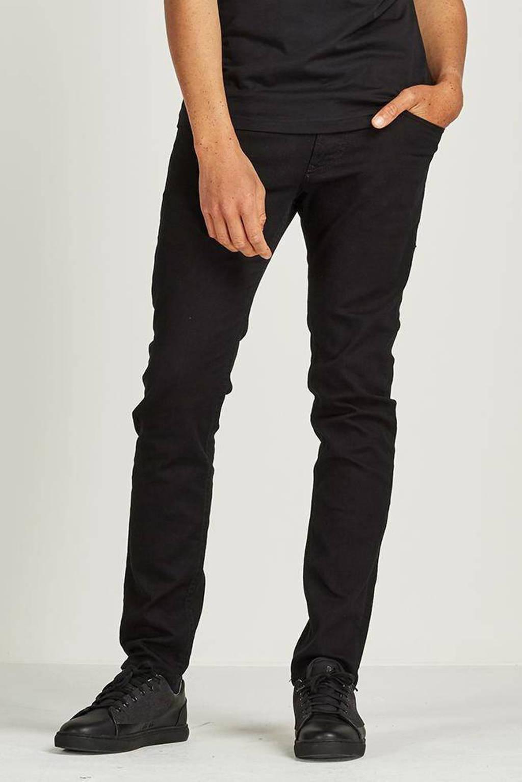 Diesel slim fit jeans Thommer, Zwart