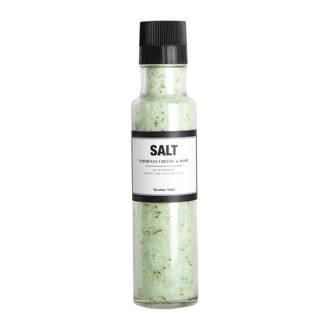zout met parmezaanse kaas & basilicum (320 g)