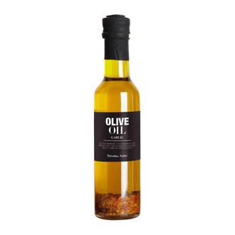 olijfolie met knoflook (25 cl)