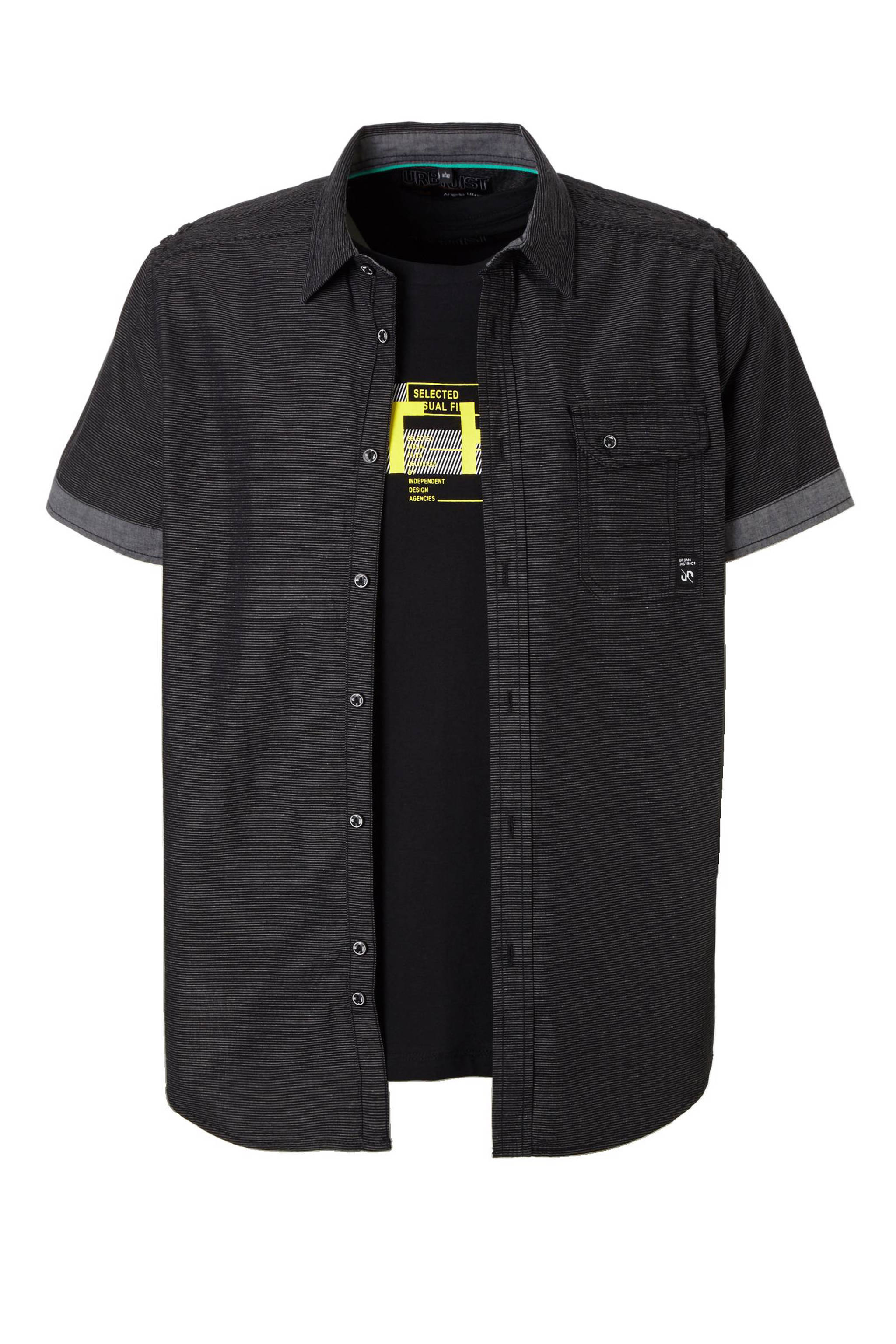 T Shirt Overhemd.C A Angelo Litrico T Shirt Overhemd Wehkamp