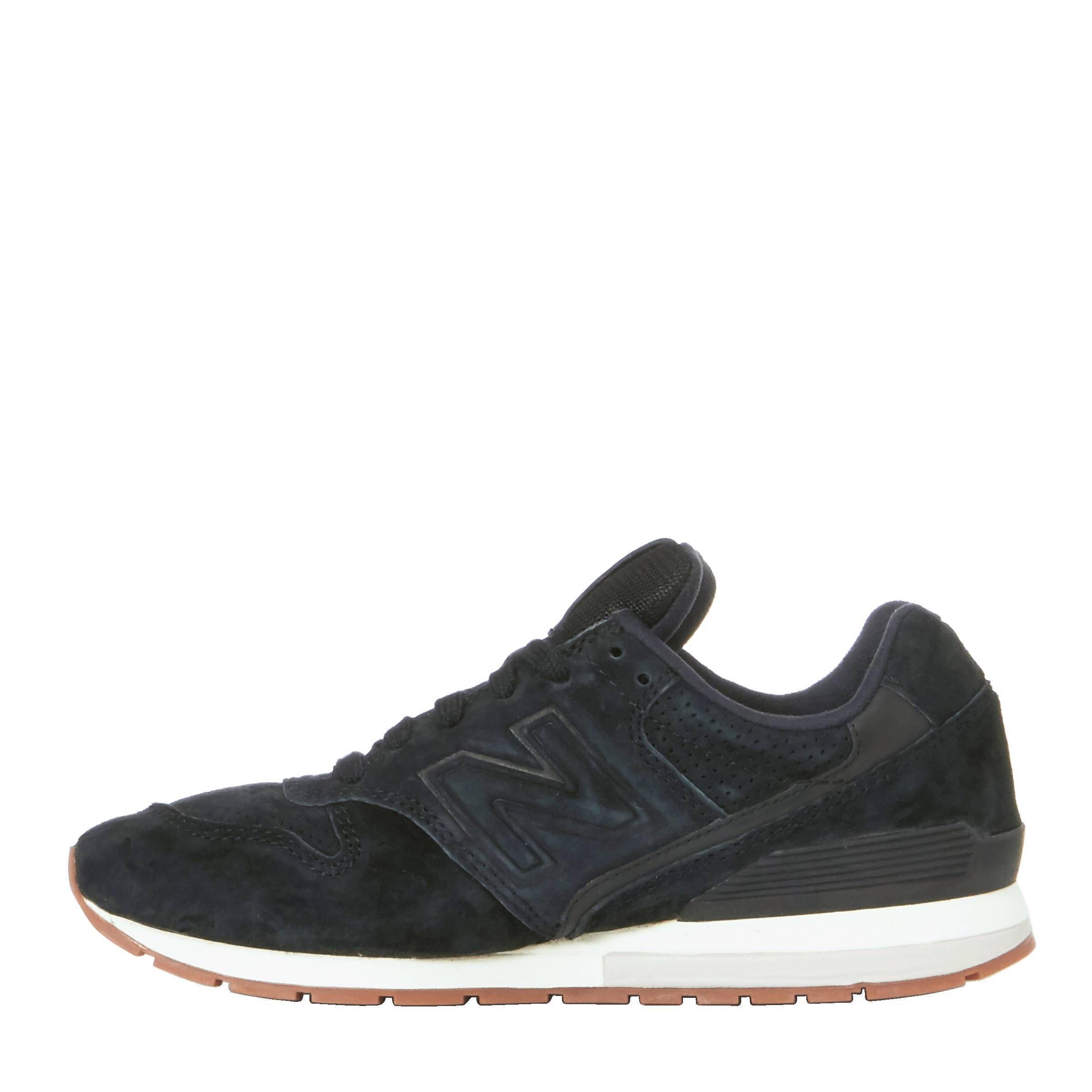 new balance 996 zwart