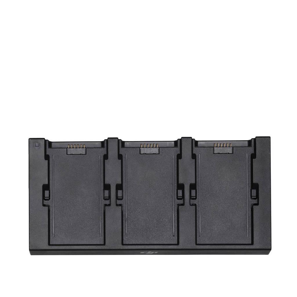 DJI  Spark batterijlader, Zwart