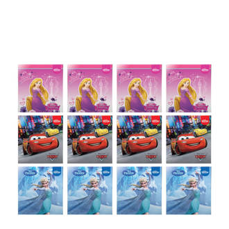 Collection Disney - voordeelverpakking - 12x56 tissues