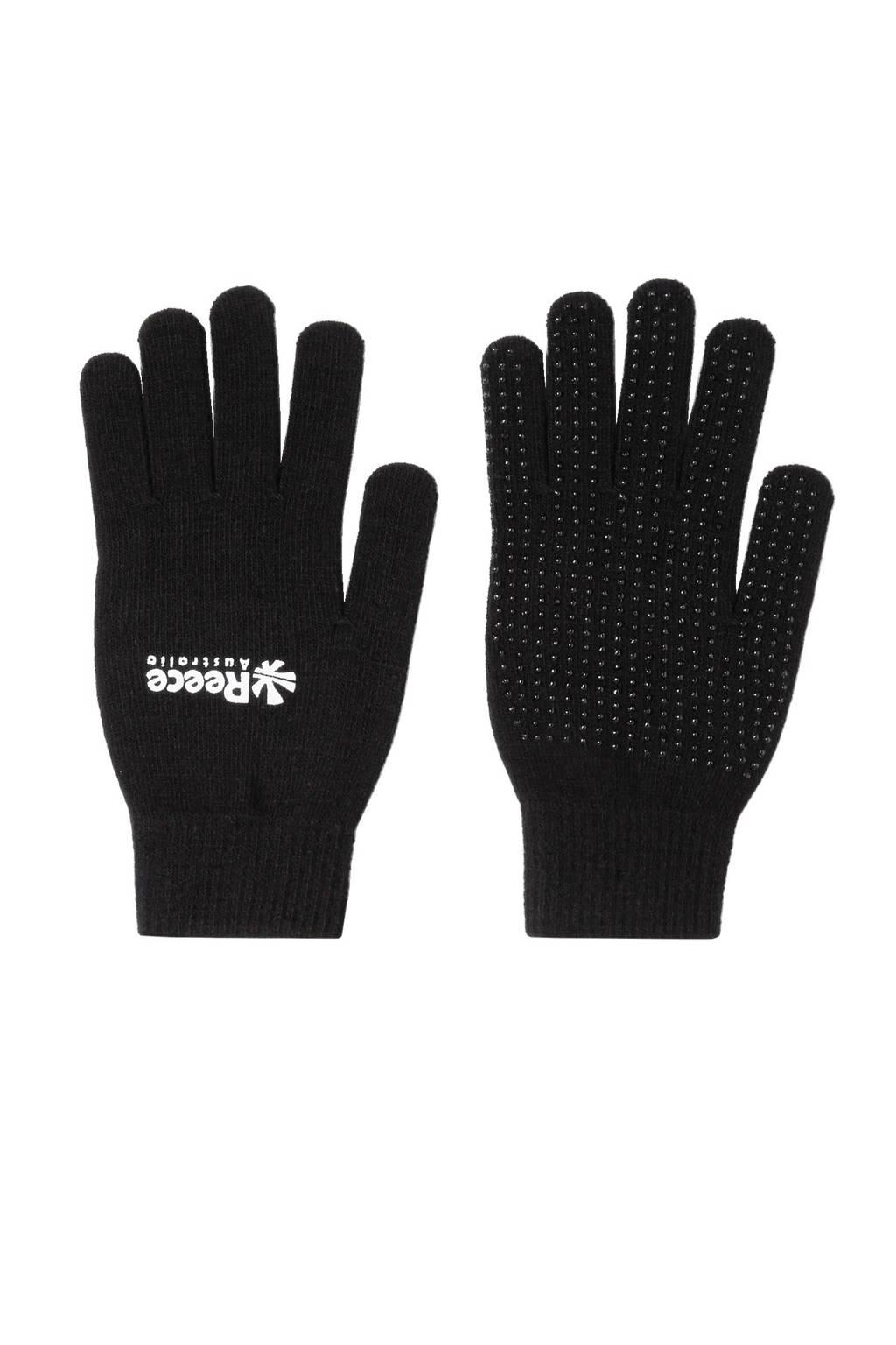 Reece Australia   hockey handschoenen, Zwart