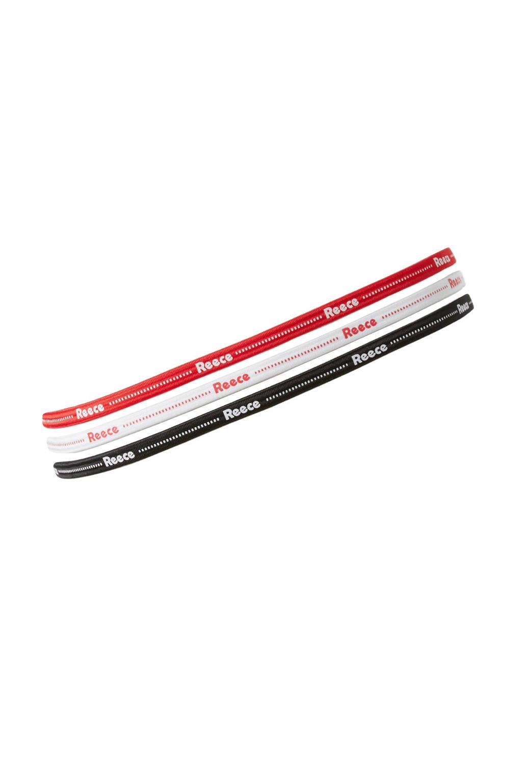 Reece Australia   Camden haarband, Rood/zwart/wit
