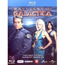 Battlestar galactica - Seizoen 2 (Blu-ray)