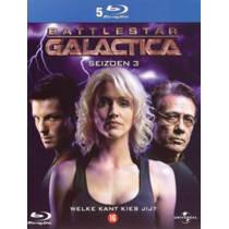 Battlestar galactica - Seizoen 3 (Blu-ray)