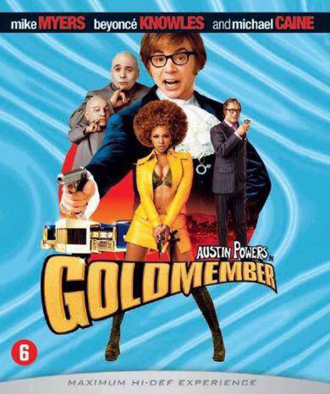 Austin Powers 3 - goldmember (Blu-ray)
