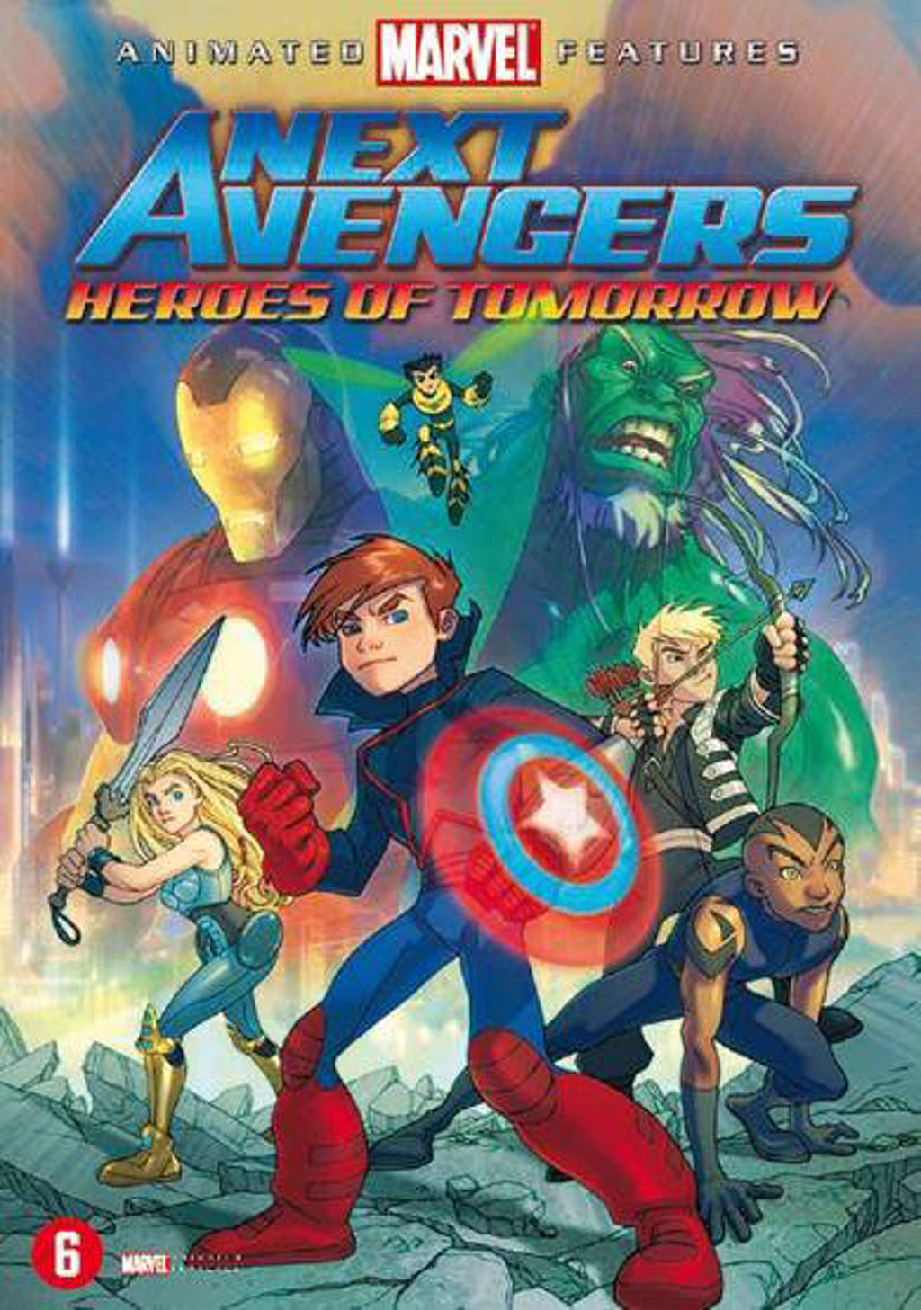 Next avengers - Heroes of tomorrow (DVD)