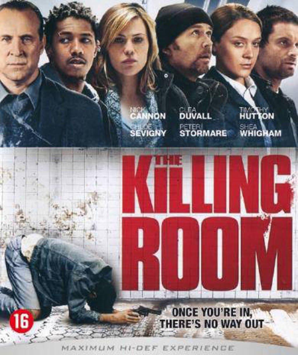 Killing room (Blu-ray)