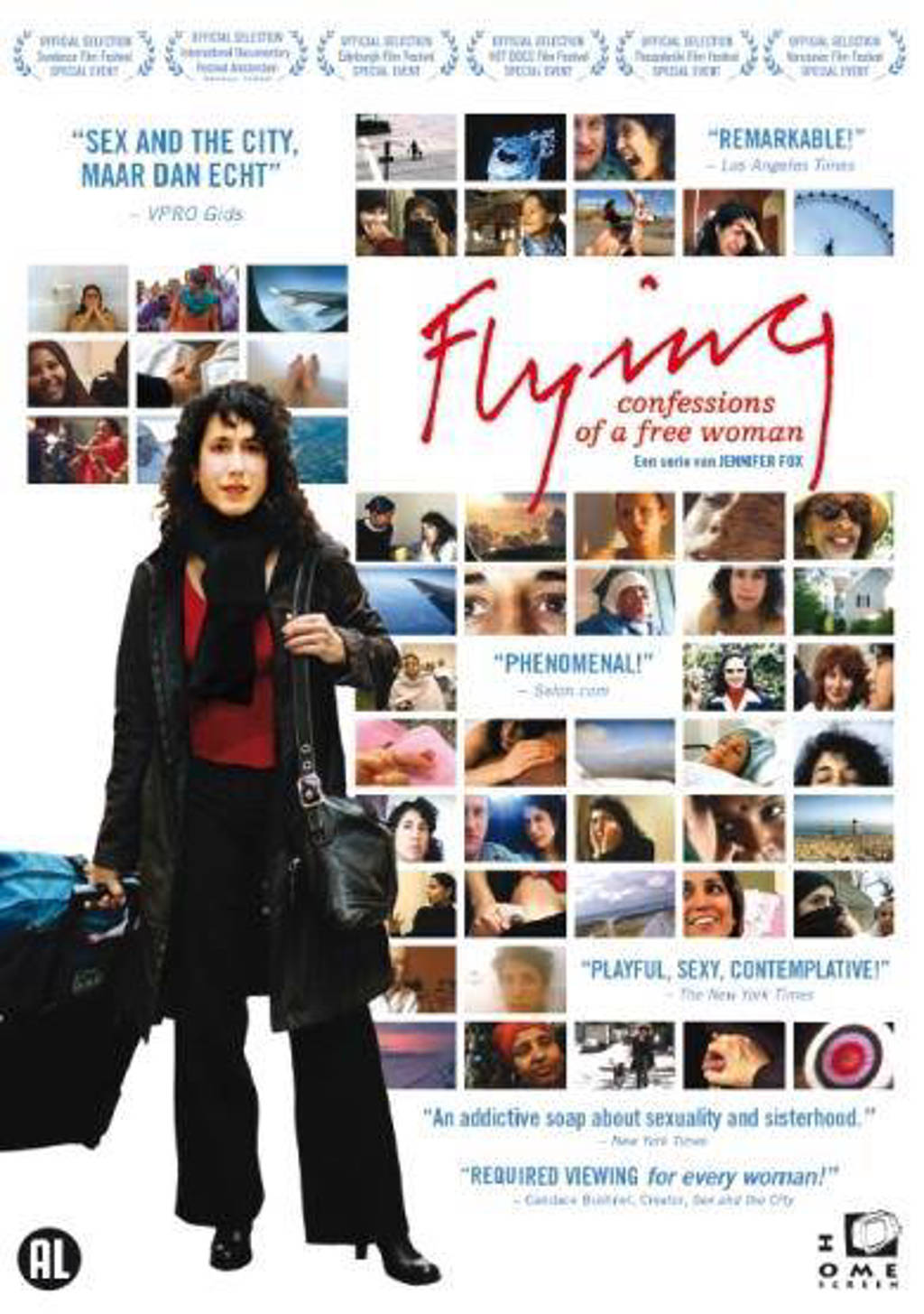 Flying - Confessions of a free woman (DVD)