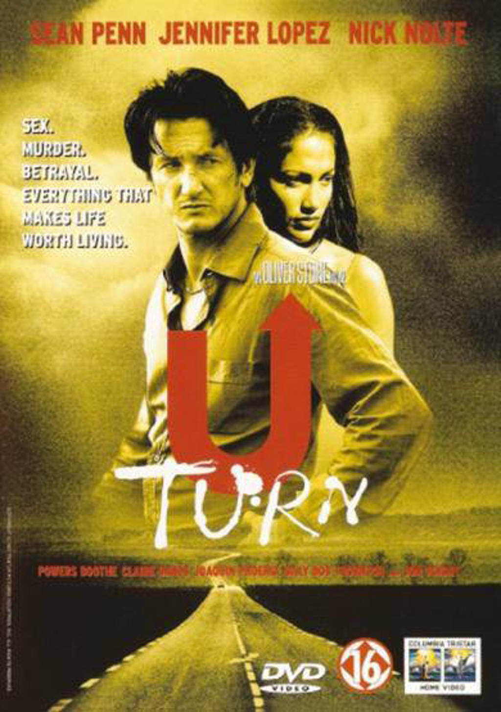 U-turn (DVD)