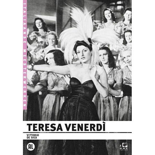 Teresa Venerdi (DVD) kopen