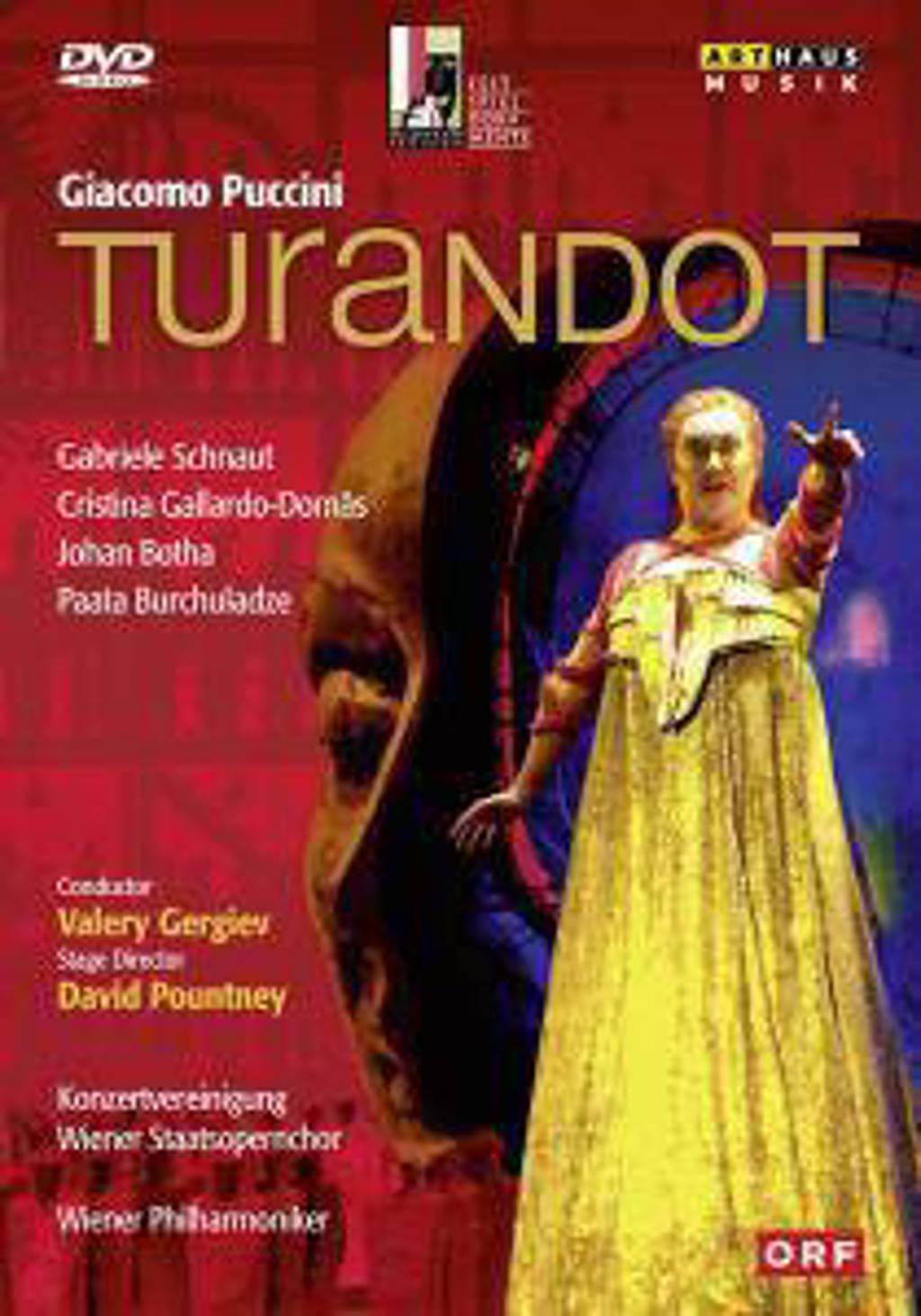 Schnaut, Burchuladze, Botha, Domas - Turandot, Salzburg 2002 (DVD)