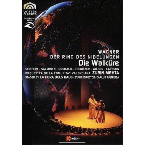 Uusitalo, Seiffert, Schnitzer,Wilso - Die Walkure,Valencia 2008 (DVD) kopen