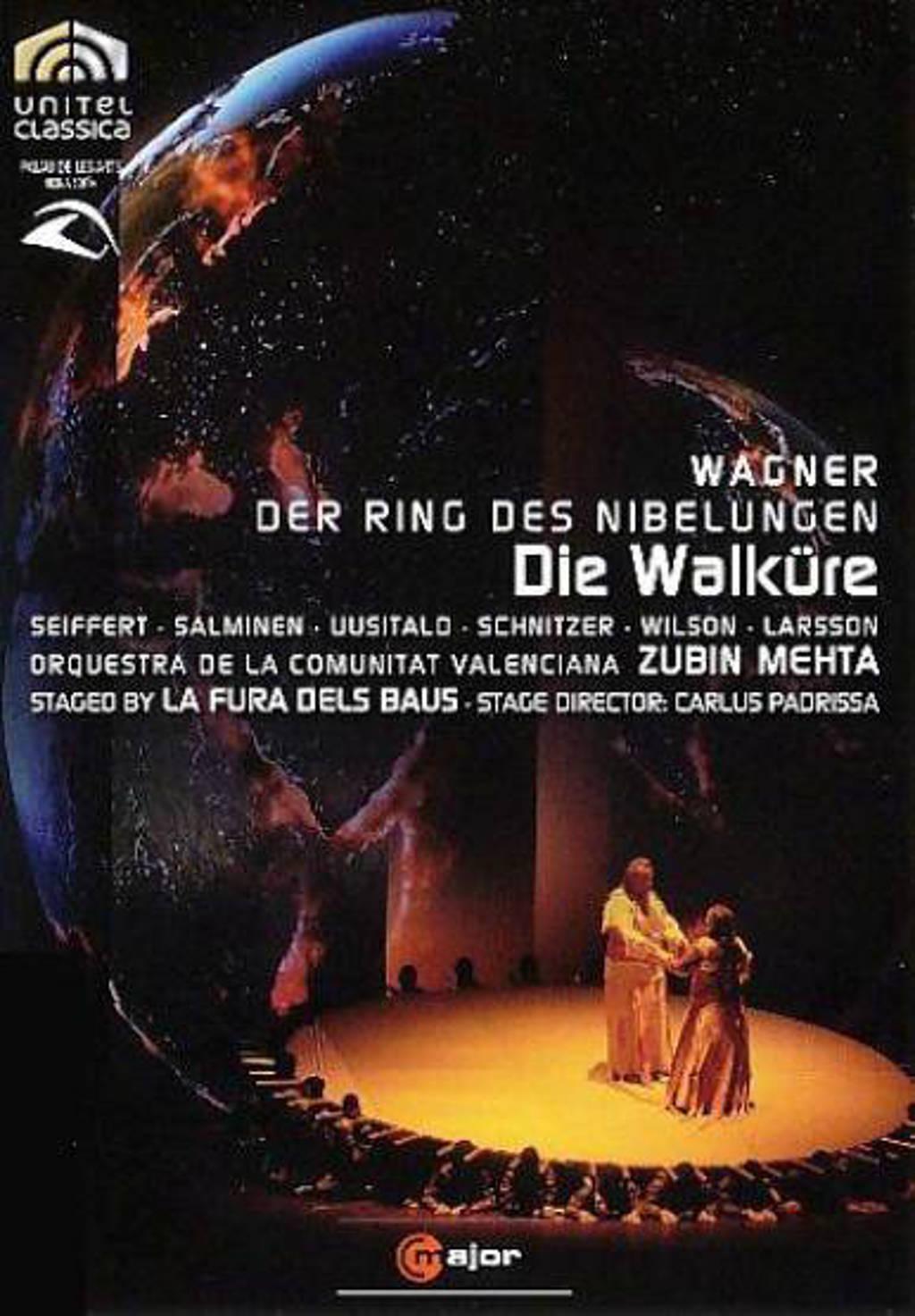 Uusitalo, Seiffert, Schnitzer,Wilso - Die Walkure,Valencia 2008 (DVD)