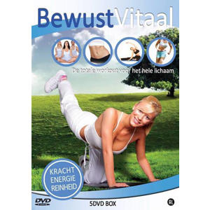 Bewust vitaal box (DVD)