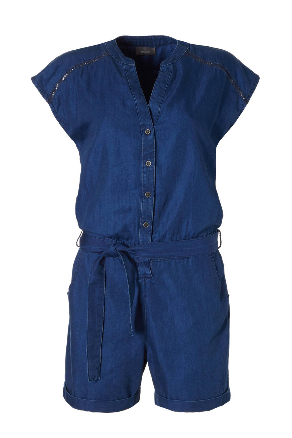 C&A Yessica playsuit, Donkerblauw
