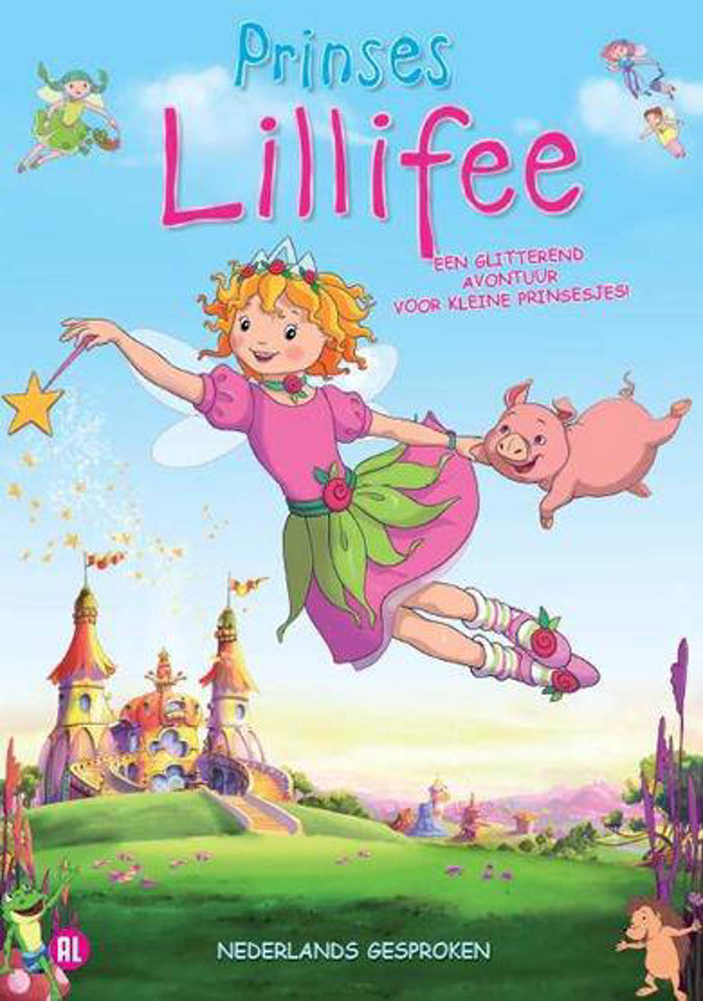Prinses Lillifee (DVD)