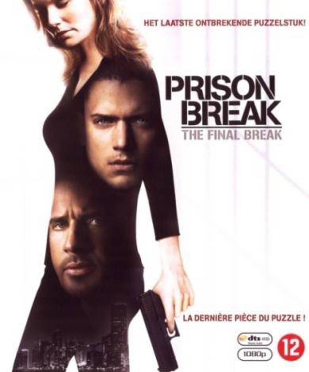 Prison break - The final break (Blu-ray)