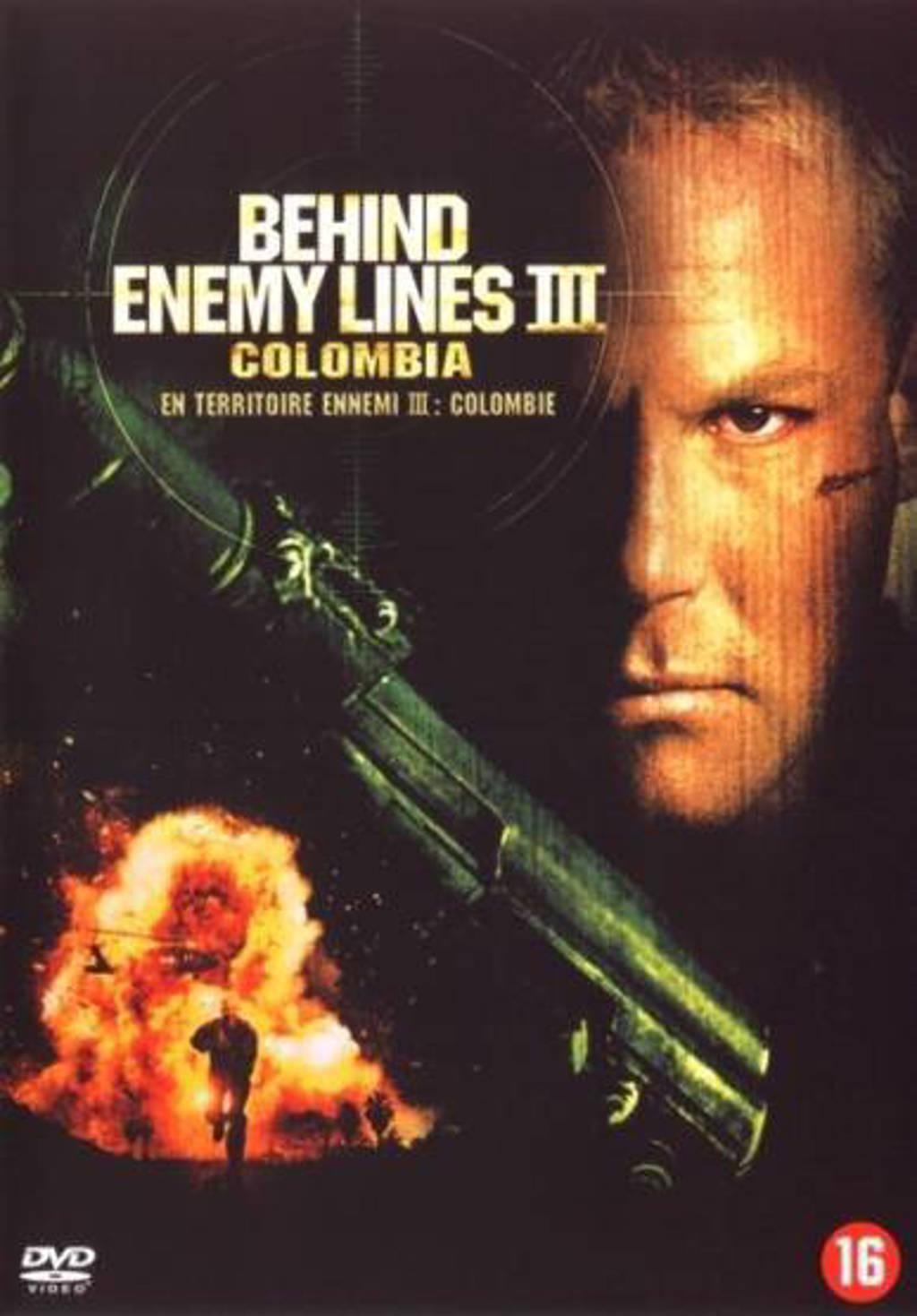 Behind enemy lines 3 - Columbia (DVD)