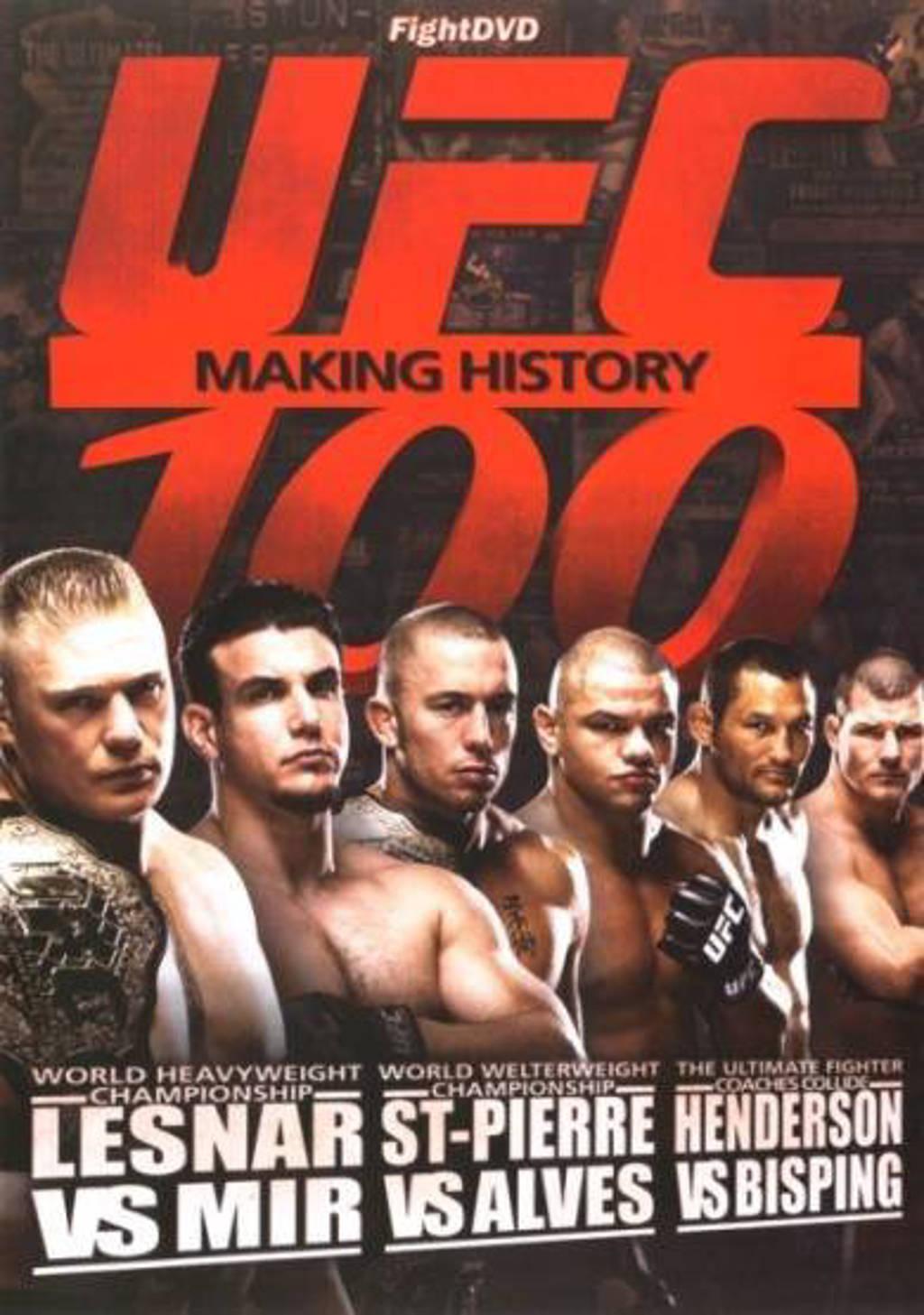UFC - UFC 100 - Making History (DVD)