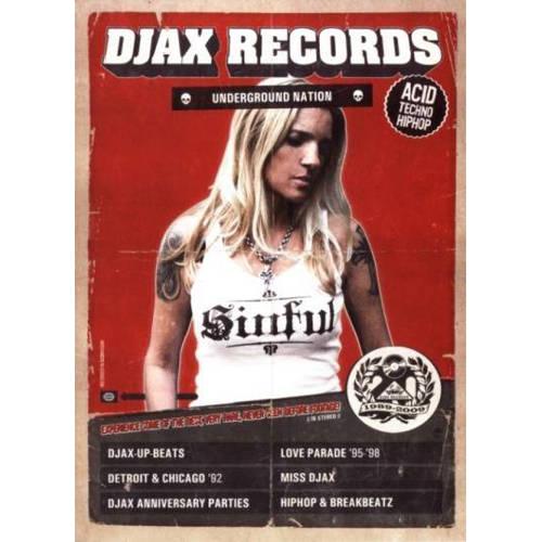 Various - Djax Records - 20 Years - Unde (DVD) kopen