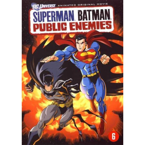 Superman/Batman - Public enemies (DVD) kopen