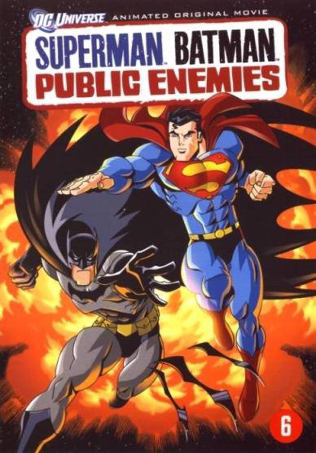 Superman/Batman - Public enemies (DVD)
