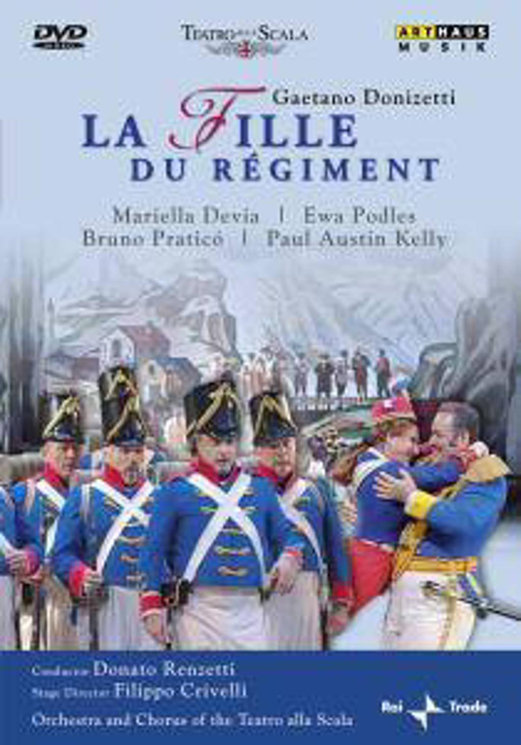 La Fille Du Regiment Scala 1996 (DVD)