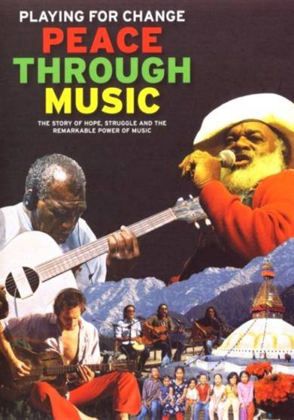 Playing For Change - Peace Through Music (DVD)