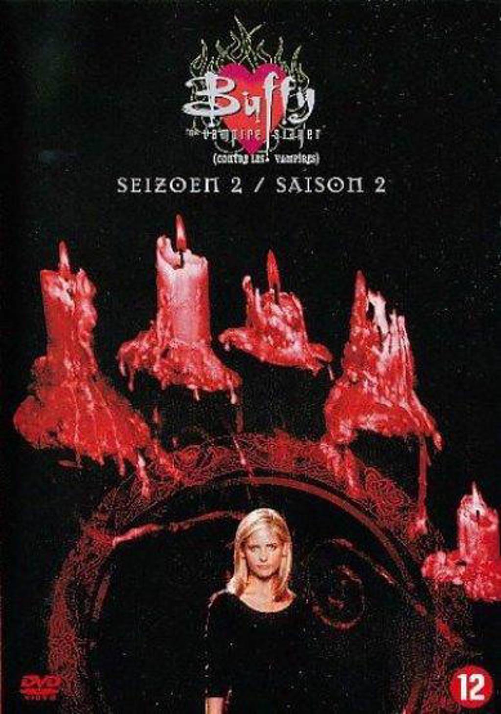 Buffy the vampire slayer - Seizoen 2 (DVD)