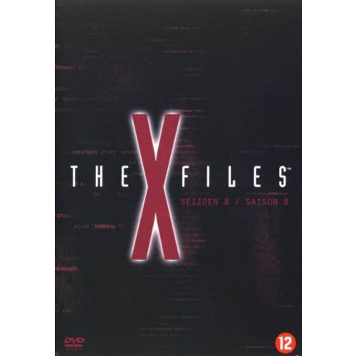 The X-Files Seizoen 8 (6DVD)