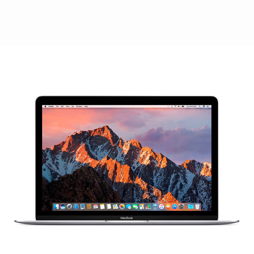 MacBook 12 inch (MNYH2N/A), Zilver