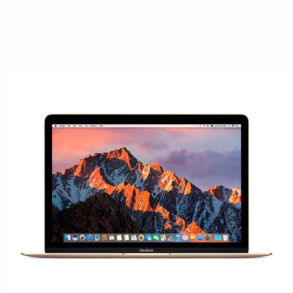 MacBook 12 inch (MNYK2N/A), Goud