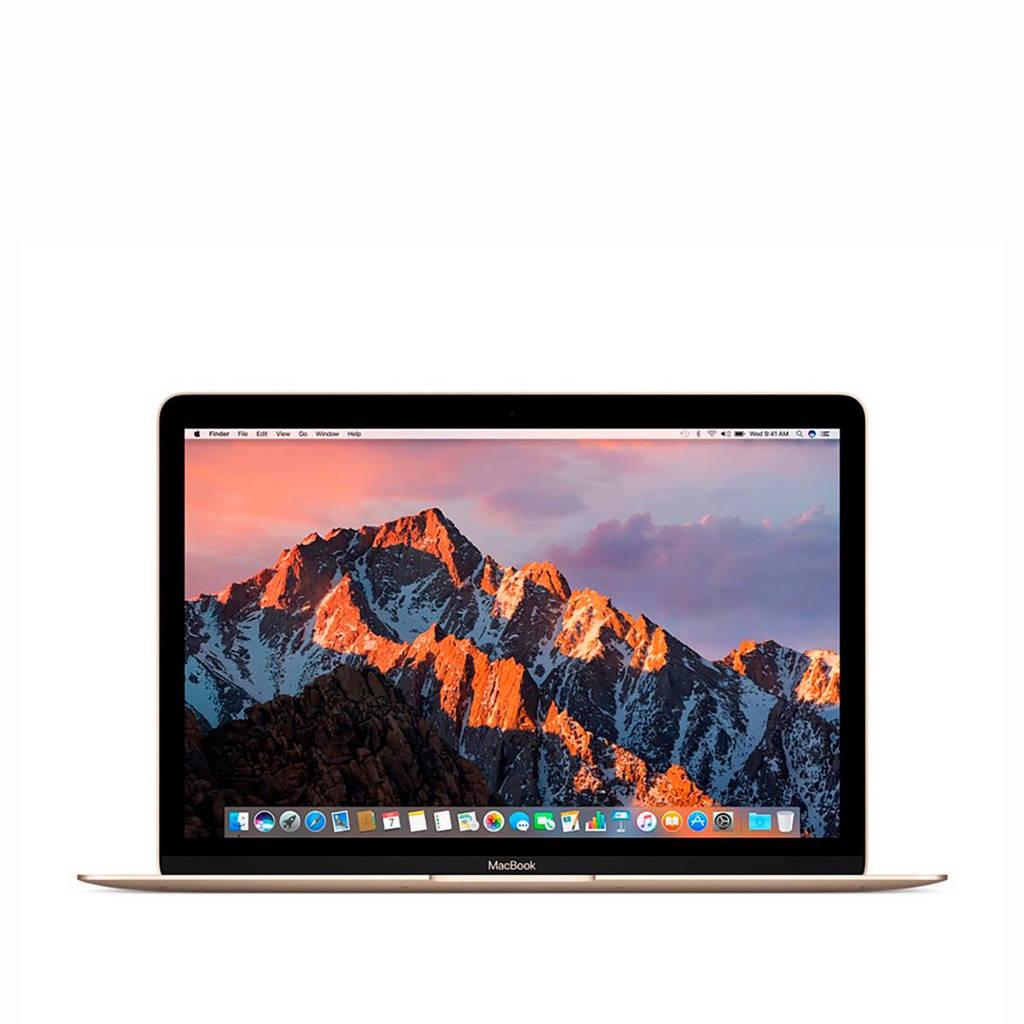 MacBook 12 inch (MNYL2N/A), Goud