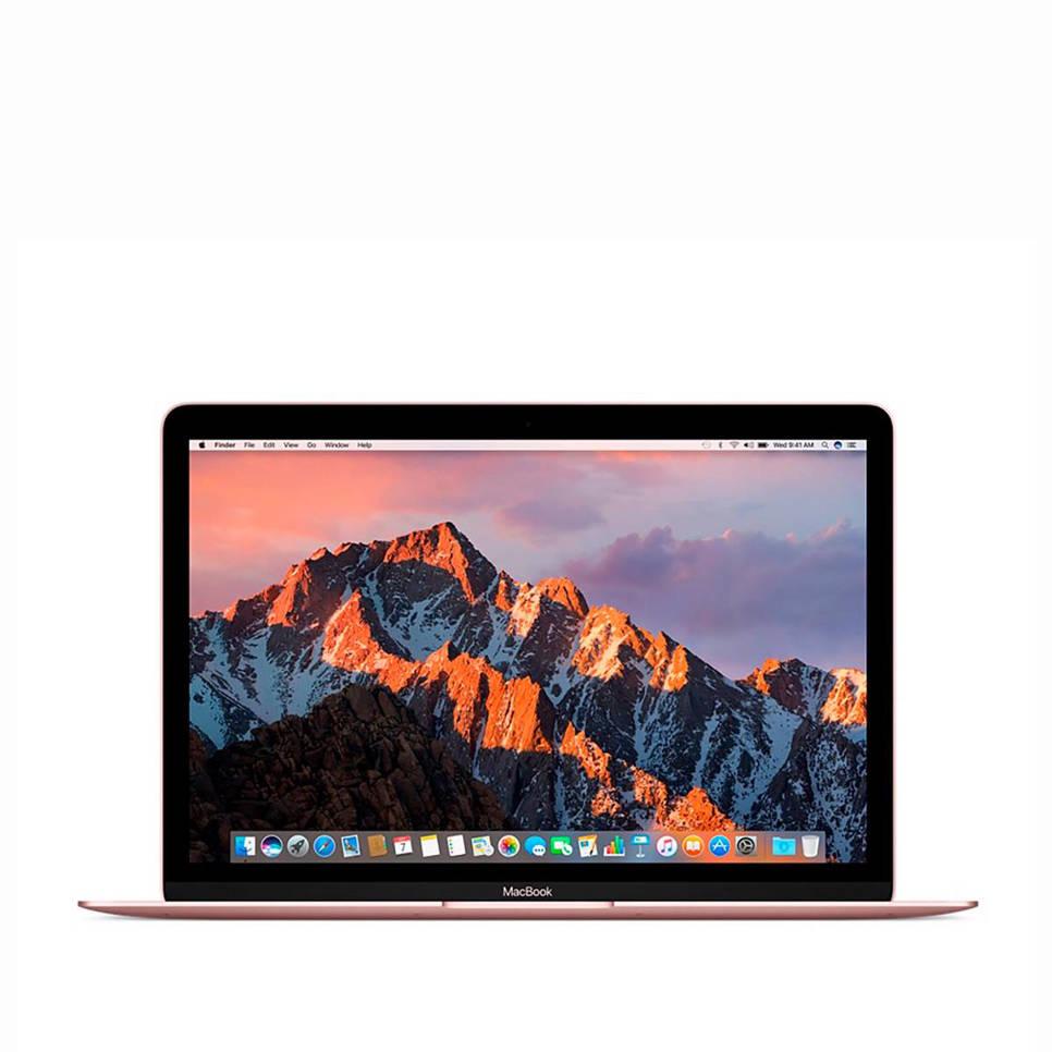 MacBook 12 inch (MNYN2N/A), Roze goud