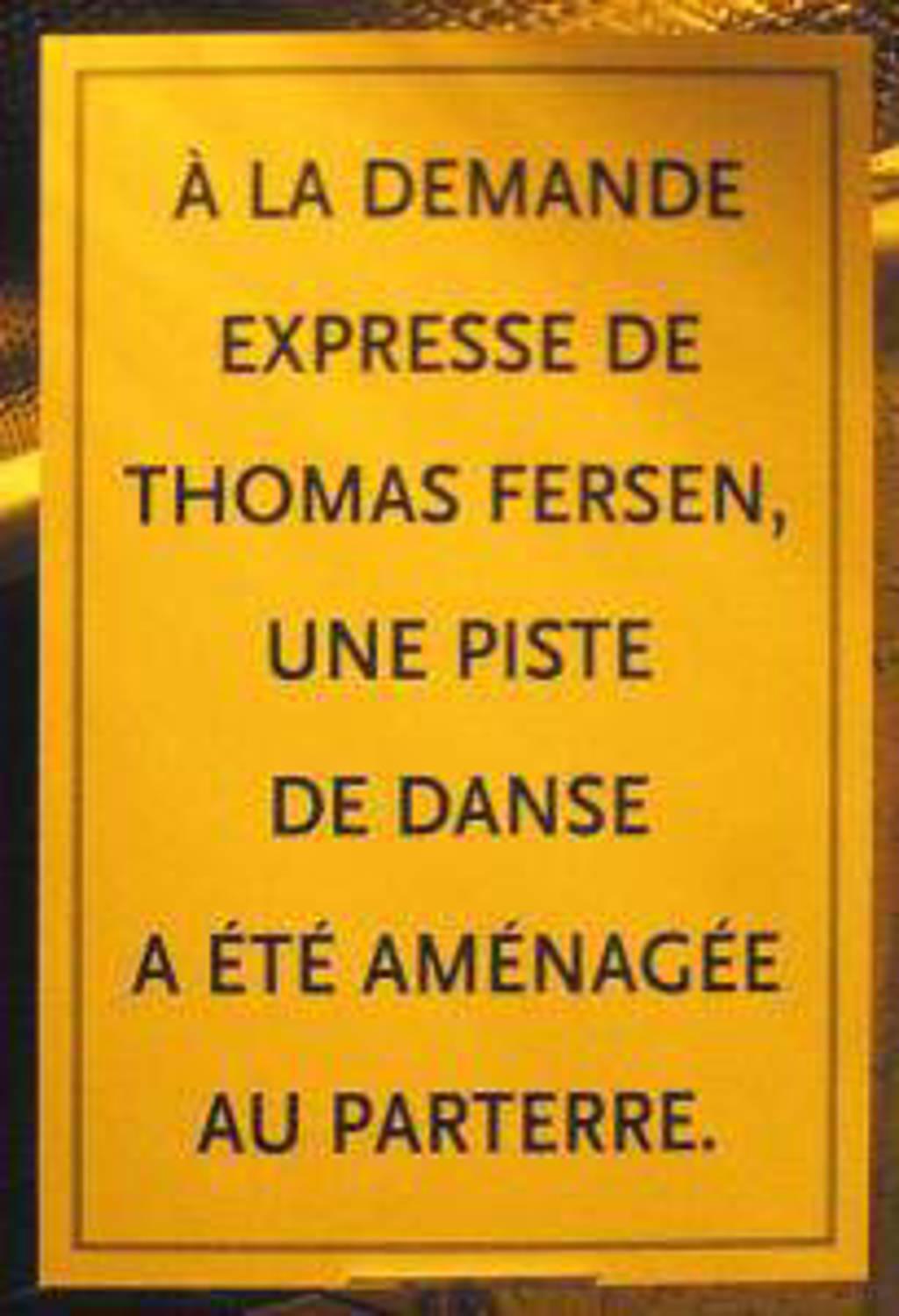 Thomas Fersen - Bonne Fete Hyacinthe (DVD)