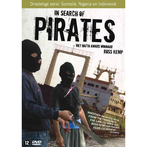 In search of pirates met Ross Kemp (DVD) kopen