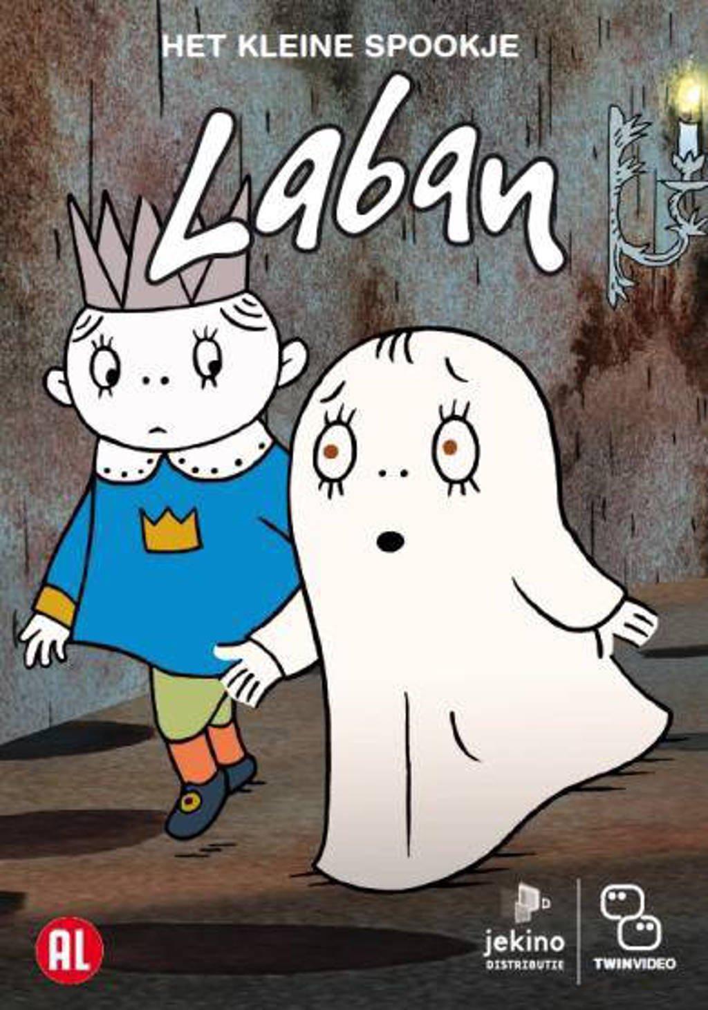 Kleine spookje Laban (DVD)