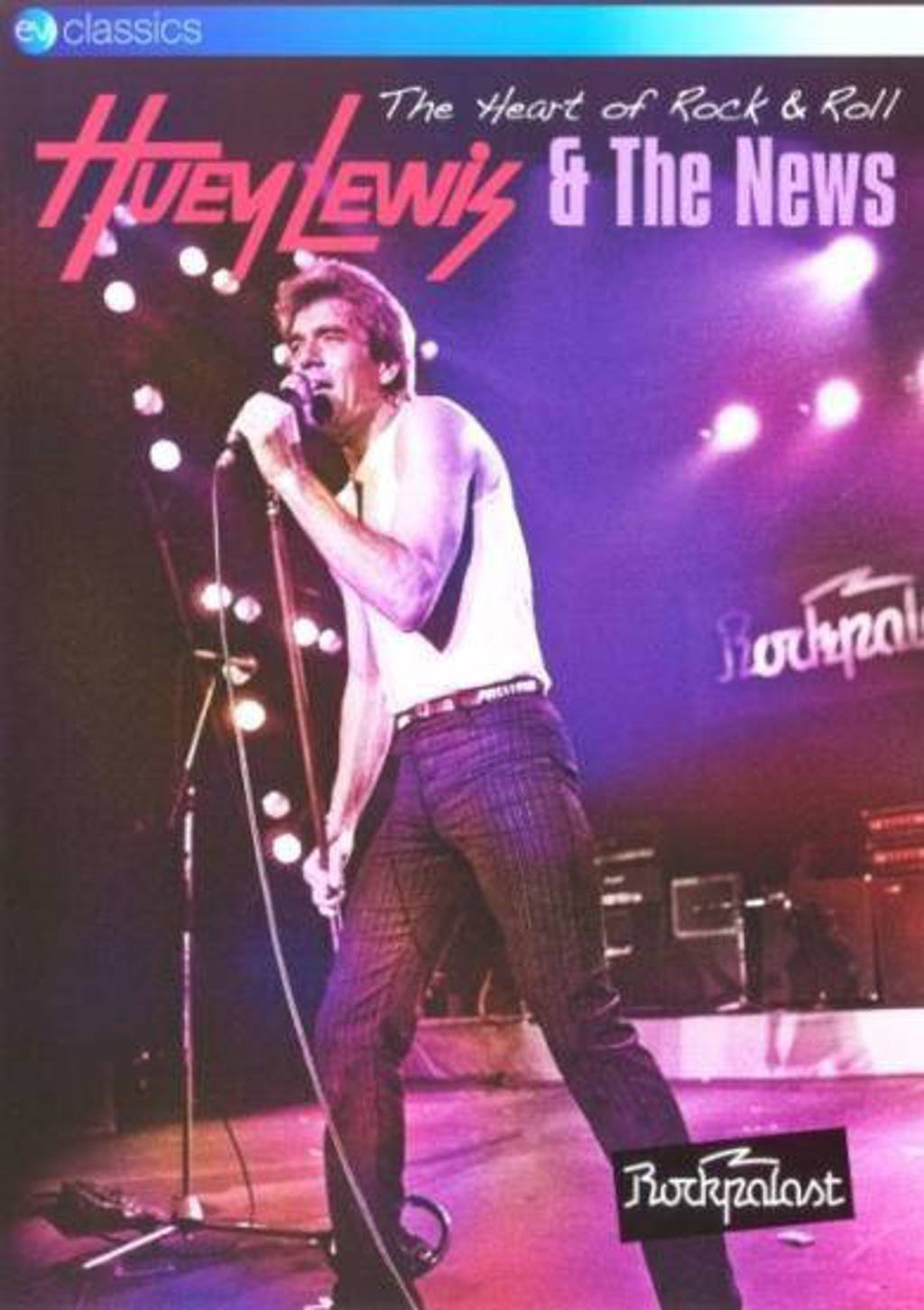 Huey Lewis & The News - The Heart Of Rock And Roll (DVD)
